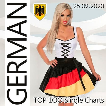 German Top 100 Single Charts 25.09.2020 (2020) MP3