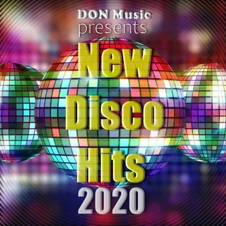 New Disco Hits (2020) MP3 от DON Music