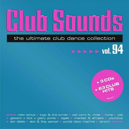 Club Sounds Vol.94 (2020) MP3