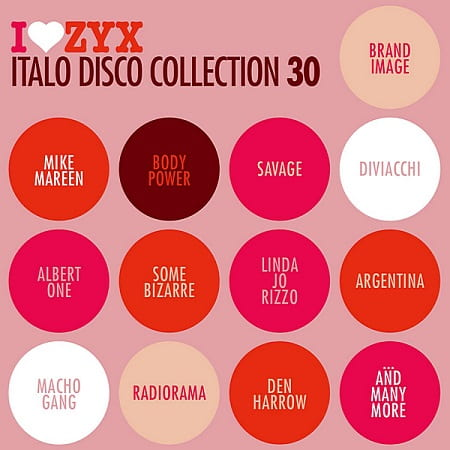 ZYX Italo Disco Collection 30 [3CD] (2020) MP3