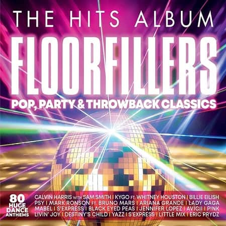 The Hits Album FLOORFILLERS [4CD] (2020) MP3