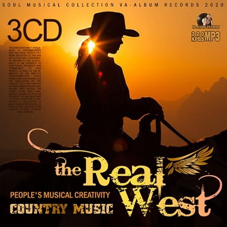 The Real West (2020) MP3