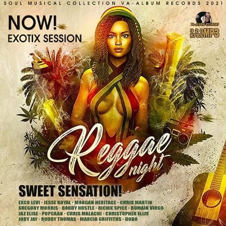Reggae Night: Sweet Sensation (2021) MP3