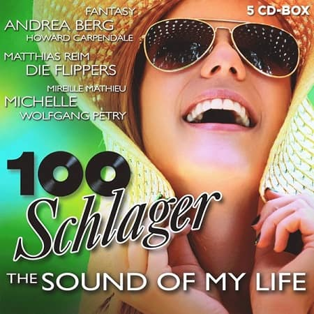 100 Schlager - The Sound Of My Life [5CD] (2014) MP3