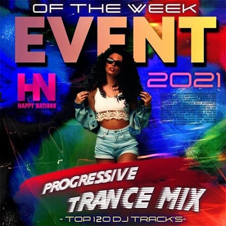 Event Of The Week: Progressive Trance Mix (2021) MP3
