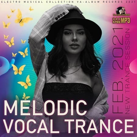 Melodic Vocal Trance (2021) MP3