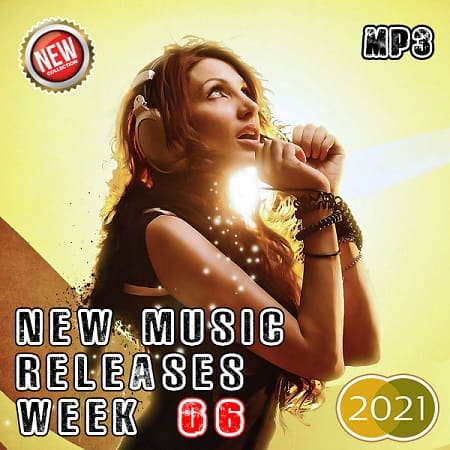New Music Releases Week 06 (2021) MP3
