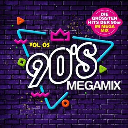 90s Megamix Vol.5: Die Grossten Hits (2021) MP3