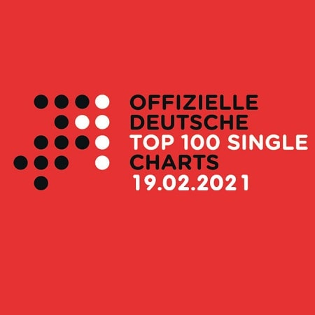 German Top 100 Single Charts 19.02.2021  (2021) MP3