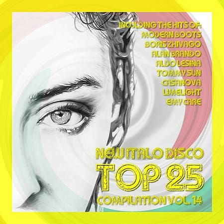 New Italo Disco Top 25 Compilation Vol.14 (2020) MP3