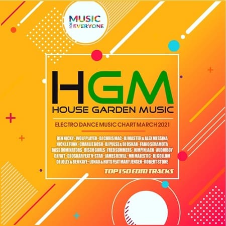 HGM: March Electro Dance Chart (2021) MP3