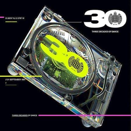 VA - 30 Years Three Decades Of Dance (2021)